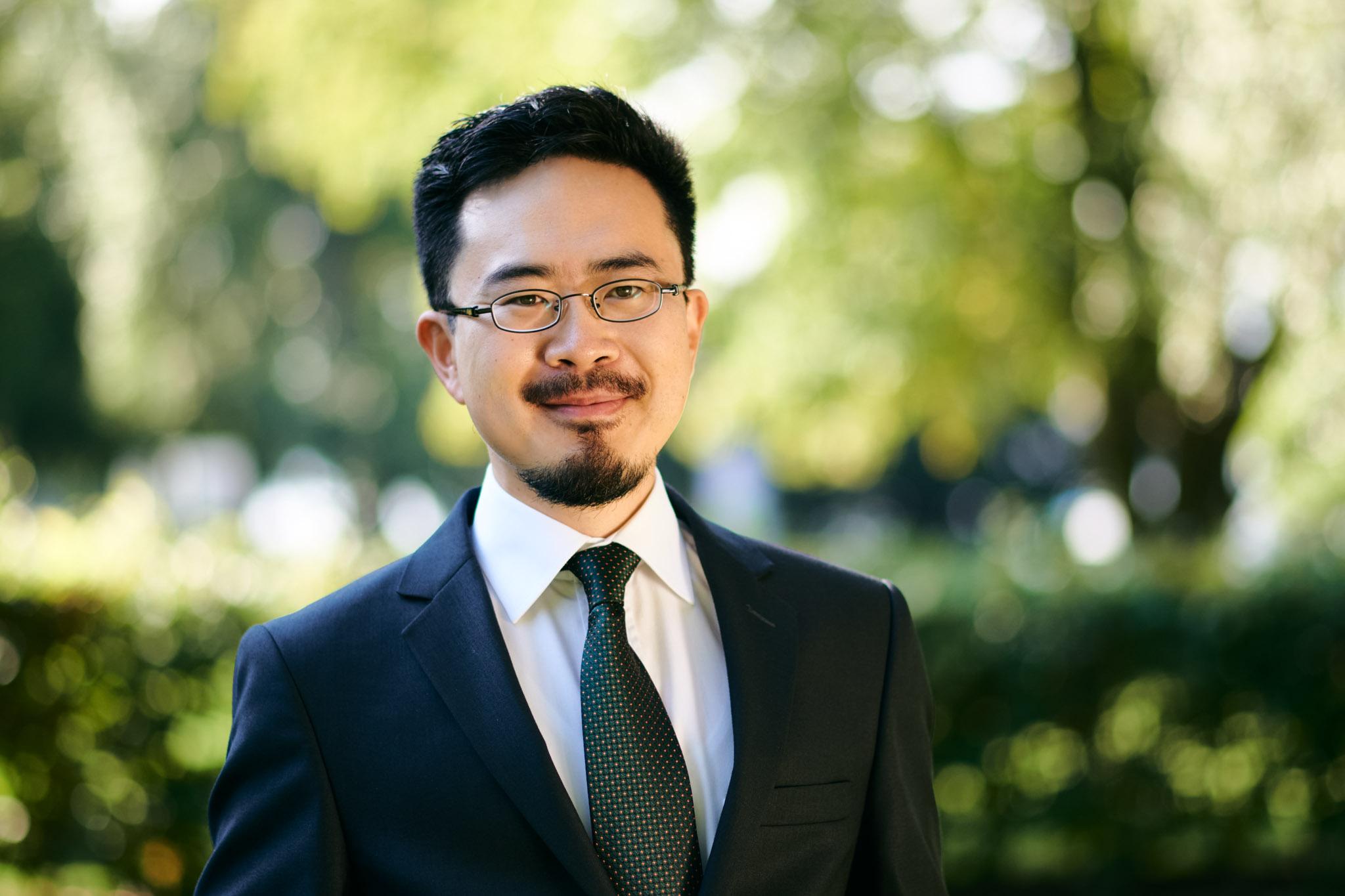 Dr. sc. Theodore Choi
